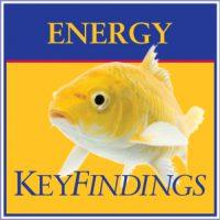 Energy Key Findings: April 2013