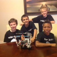 Kids Preparing for the Future at the All Earth EcoBot Challenge