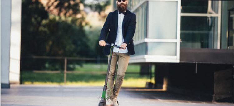 Lime Scooters Take the Limelight